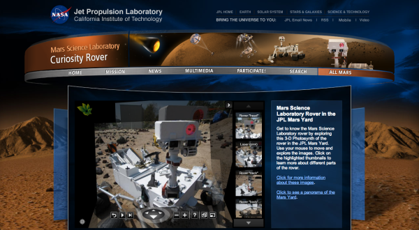 curiosity laboratory codec