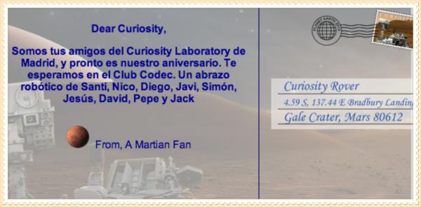 codec club curiosity pequeños científicos