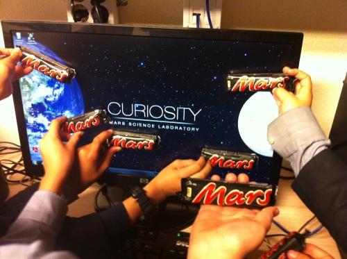 club codec curiosity madrid pequeños cientificos