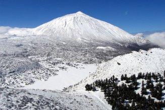 Teide nevado 2007