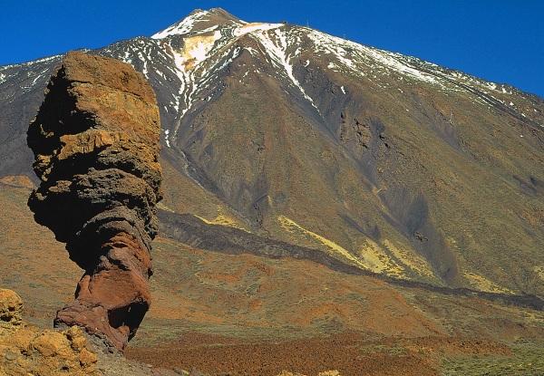 Teide 2007 Marte